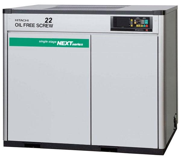 máy nén khí trục vít Hitachi